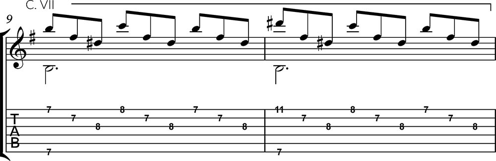 romance anonimo guitarra