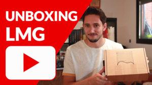 Thumbnail del vídeo Unboxing LMG