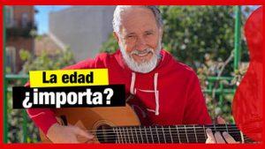 aprender guitarra mayor
