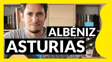 Miniatura del tutorial de Asturias para guitarra