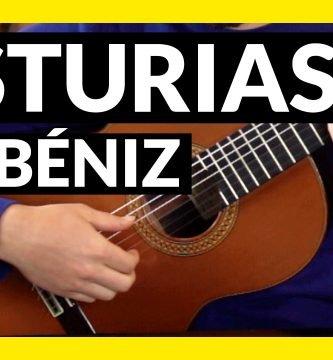 Miniatura de Asturias de Albéniz segunda parte