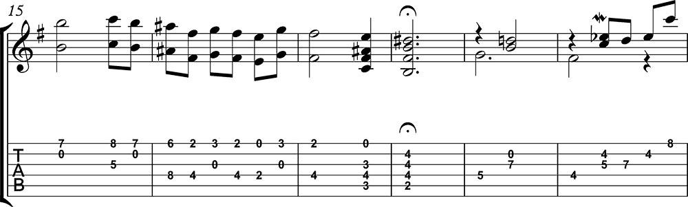 Tutorial de Asturias 4 de Albéniz, parte lenta, para guitarristas del futuro c