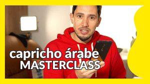 master class capricho árabe