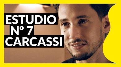 Miniatura del tutorial del estudio número 7 de Matteo Carcassi