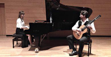 Pablo Romero Luis y Margarita Rula Kaminska - Dos Solistas dos orquestas