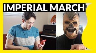 Miniatura del tutorial de melodía de Imperial March