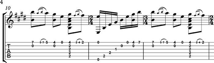 Villa-lobos preludio para guitarra