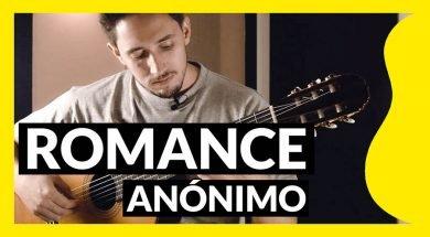 Miniatura del tutorial de Romance Anónimo