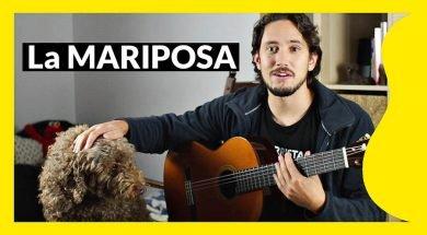La mariposa de Giuliani para guitarra. Tutorial de guitarra de Pablo Romero Luis