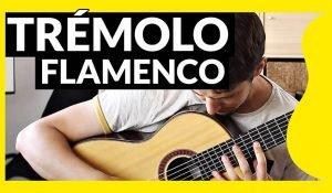 Miniatura del tutorial de Fuente y Caudal Trémolo flamenco