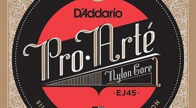 Cuerdas de guitarra Daddario Ej45