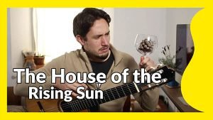 tutorial house rising sun