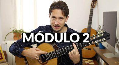 Curso de iniciación a la guitarra - módulo 2
