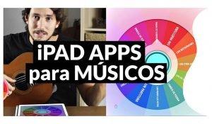 Ipad Apps para músicos thumbnail