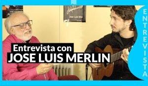 Miniatura de la entrevista con Jose Luis Merlin