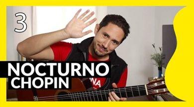 Nocturno 2 chopin guitarra