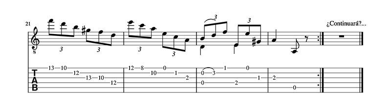 paganini guitarra