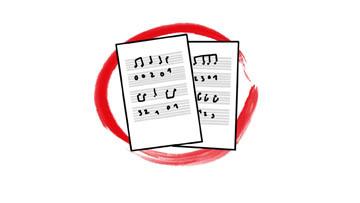 Partituras y tablaturas de los Cursos de Guitarra Online - Método Punteo Maestro con Pablo Romero Luis
