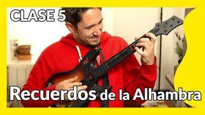clase 5 recuerdos Alhambra