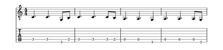 Vídeo Tutorial de Stand by me - Guitarrista en un día - Tutoriales de guitarra desde cero. Guitarra fácil. Principiantes- 1/2