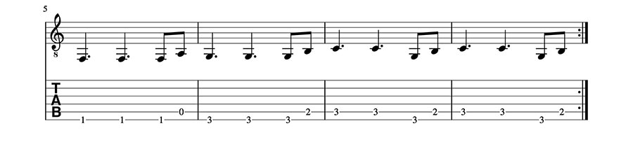 Vídeo Tutorial de Stand by Me - Guitarrista en un día - Tutoriales de guitarra desde cero. Guitarra fácil. Principiantes- 2/2