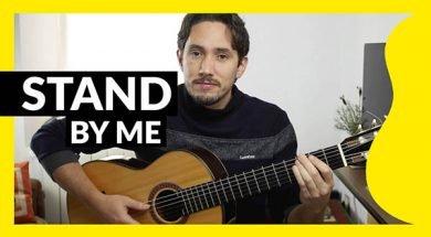 Stand by me tutorial de gutiarra fácil. Guitarrista en un día