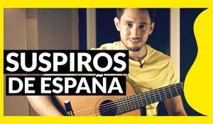 Miniatura del tutorial de Suspiros de España para guitarra